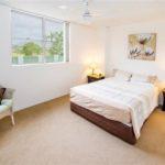 Apartment 2 master bedroom