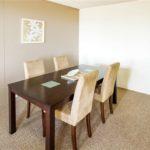 Apartment 17 Dining Room